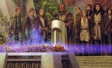 Mara Jade Skywalker (funérailles)