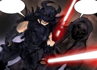 Dark Krayt & Dark Atraas