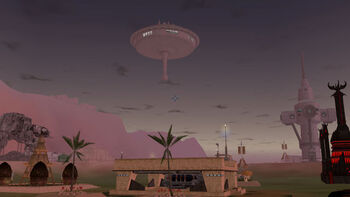 Cloud city house 1