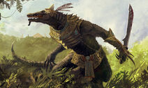 Lizardman by obrotowy-d5xlij1