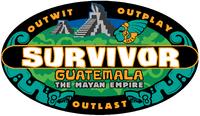 Survivor.guatemala.logo