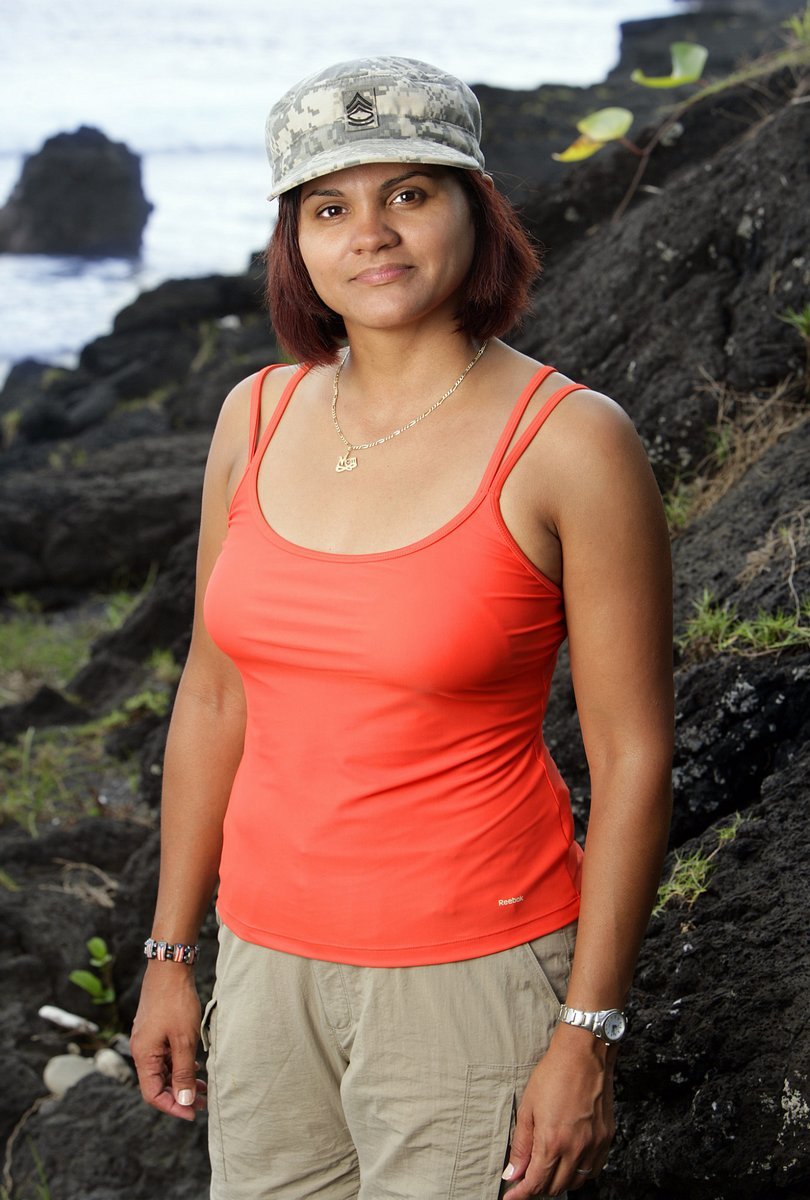 Sandra Diaz-Twine | Swimmerssurvivor4 Wiki | FANDOM powered
