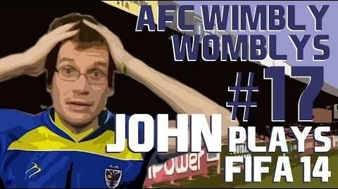 FA Cup Continues! AFC Wimbly Womblys 17