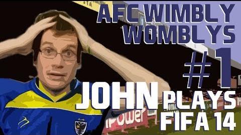 History of AFC Wimbledon AFC Wimbly Womblys 1