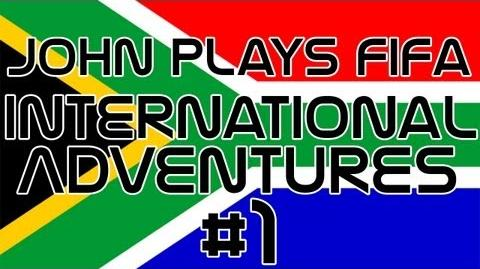 Quarter Life Crises John Plays FIFA International Adventures 1