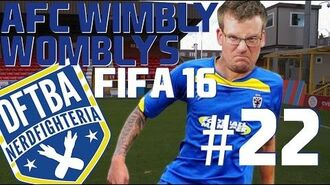 THE APOCALYPSE! FIFA 16 Wimbly Womblys 22