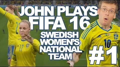 Five-Year-Old Soccer Swedish Women's National Team 1