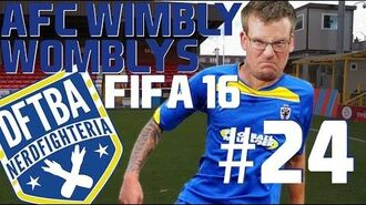 We Have to Win! FIFA 16 Wimbly Womblys 24