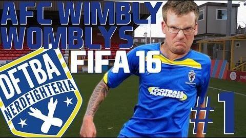 Self-Publishing FIFA 16 Wimbly Womblys 1
