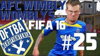 Season Finale! FIFA 16 Wimbly Womblys 25-0