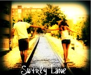 Swirly lane cover -2