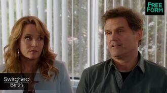 Switched at Birth Season 5, Episode 8 Sneak Peek John and Kathryn Discuss Game Night Freeform