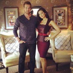 Wes and Regina