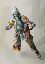 Ronin Boba Fett Samurai figure 06