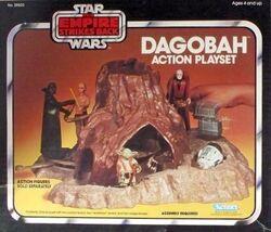 Dagobah Action Playset (38820)