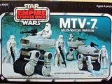 MTV-7 Multi-Terrain Vehicle (40010)