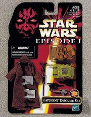 26207 j Tatooine Disguise Set stock image