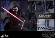 Kylo Ren Hot Toys 09