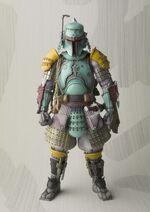 Ronin Boba Fett Samurai figure 02