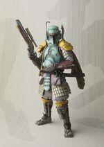 Ronin Boba Fett Samurai figure 03
