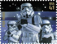 Stamp Stormtroopers
