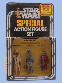 Special Action Figure Set Villain Set (39470) F