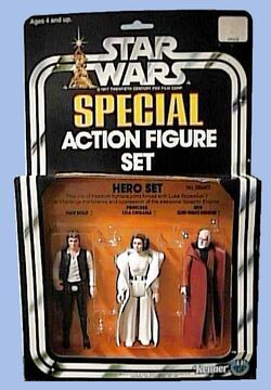 Special Action Figure Set Hero Set (38660) F