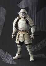 Ashigaru Stormtrooper Samurai figure 01