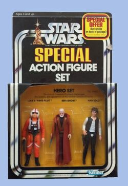 Special Action Figure Set Hero Set (39490) F