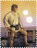 Stamp Luke