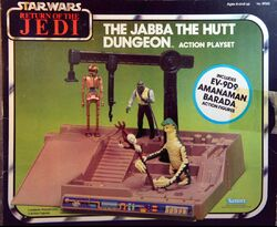 The Jabba the Hutt Dungeon (59262)