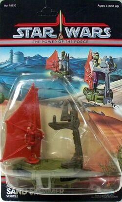 One-Man Sand Skimmer Vehicle (93920)