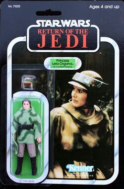 Princess Leia Organa (in Combat Poncho) (71220)