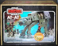 AT-AT All Terrain Armored Transport (38810)
