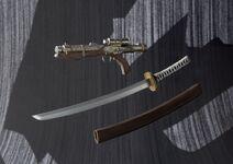 Ashigaru Stormtrooper Samurai figure 06
