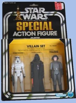 Special Action Figure Set Villain Set (38650) F
