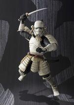 Ashigaru Stormtrooper Samurai figure 05