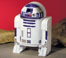 26226 a R2 D2 Carryall Playset stock image
