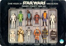 Mini-Action Figure Collector's Case (39190) Ins v3