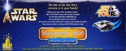 Starspeeder 3000 (38099) R