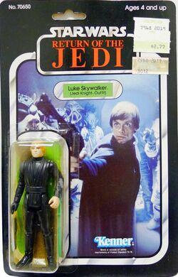 Luke Skywalker (Jedi Knight Outfit) (70650)