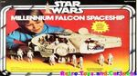 Star Wars Millennium Falcon Kenner Commercial Retro Toys and Cartoons