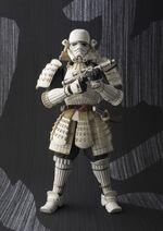 Ashigaru Stormtrooper Samurai figure 03