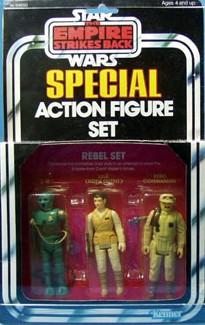 SAS Rebel Set (70040)