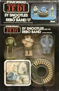 Sy Snootles and the Rebo Band Action Figure Set (71360)