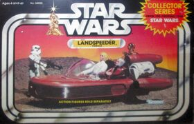 CE Landspeeder Vehicle (38020)
