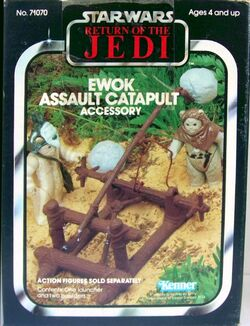 Ewok Assault Catapult Accessory (71070)