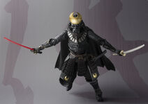 Daisho Darth Vader Samurai figure 07