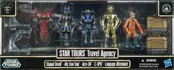 Star Tours Travel Agency (33244) F