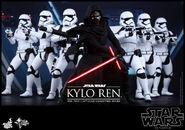 Kylo Ren Hot Toys 01